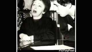 "Édith Piaf ""les Gens"", LIVE AT THE EIFFELTOWER 1963"