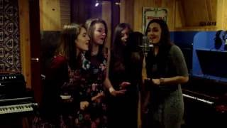 Company B - UK, Boogie Woogie Bugle Boy [Live at Red Squirrel Studios] A cappella