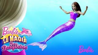 Tu es une sirène ? | Barbie La Magie des dauphins | Barbie France