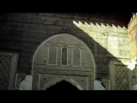 Escuela Coránica en ruinas, Fez