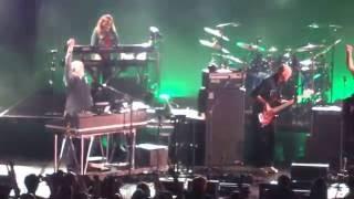 Peter Gabriel & Sting -- Solsbury Hill Live Summerfest 2016