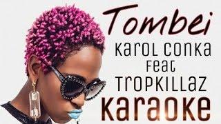 Tombei - Karol Conka feat. Tropkillaz (Karaokê)