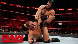 Dolph Ziggler & Drew McIntyre vs. The B-Team - Raw Tag Team Championship Match: Raw, Sept. 10, 2018