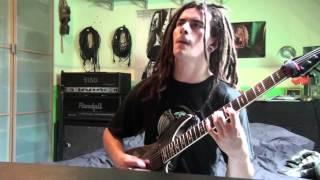 Veil of Maya Dark Passenger Guitar Cover