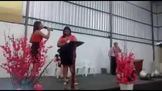 Princípio e Fim (Eu verei ao Senhor) Leonardo Gonçalves ft.Daniela Araújo.