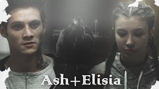 ❖Ash+Elisia||Прощай моя любовь||
