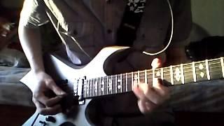 The Misfits - Descending Angel (Guitar Cover)