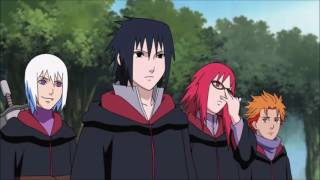 Naruto Shippuden OST - Team Taka Theme