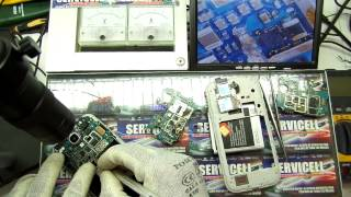 reparación samsung s4 i377 i9505 sin señal , señal baja o solo emergencias