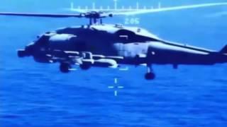 Marinha divulga imagens de teste com mísseis