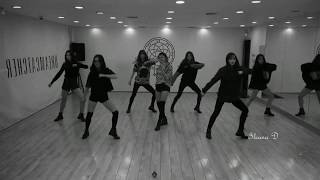 Dreamcatcher - BANG BANG BANG (Dance Cover) (Dance Mirror)