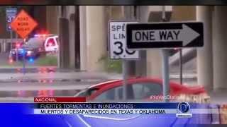 D'Latinos Noticias Edición Nacional 11pm (Mayo 26 de 2015)