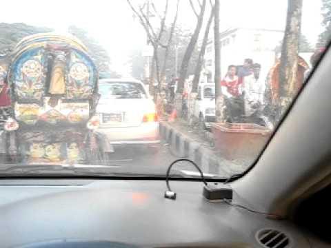 Bangladesh Dhaka trafic 3 of 3