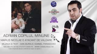 Adrian Minune - Marius Niculae e atacant de valoare (AMIRAL MUSIC)