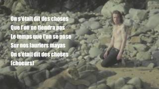 Paroles Paris-Seychelles Julien Doré