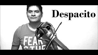 Despacito - Luis Fonsi (Violin  Cover by Ariel Nava)