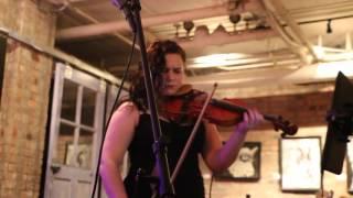 Over the Rainbow (Israel Kamakawiwo'ole) - Geneviève Salamone (Violin Cover) Live @ La Poste