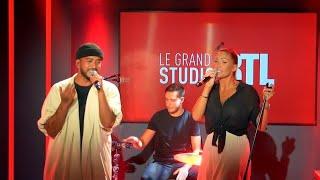 Vitaa   Slimane - Ça va ça vient (Live) - Le Grand Studio RTL