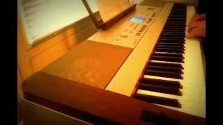 Deine Hände haben mich bereitet - piano strings