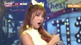 (Showchampion EP.179) Hong Jin Young - Thumb up