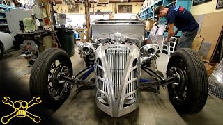 Twin Turbo Drift Hot Rod ? | Vlog Episode