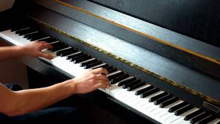 Pirates of the Caribbean - He's a Pirate piano (cover) HD fast version