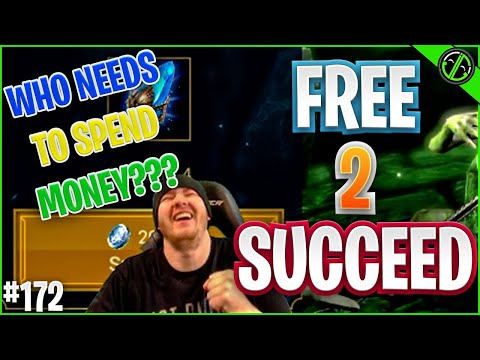 LAST MINUTE 2x Ancients DO NOT DISAPPOINT! Who Needs Legos?! | Free 2 Succeed - EPISODE 172