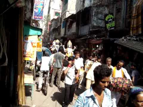 Hindu Parade in Old Dhaka, Bangladesh