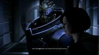 Mass Effect 3: Garrus Romance #7: Garrus after Cerberus attack (Kaidan killed by Garrus)