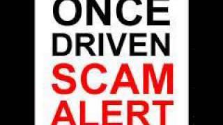 OnceDriven.com - SCAM ALERT!