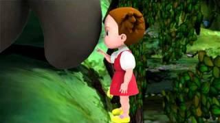totoro parody 3d animation