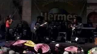 Esmeralda Grao - Rescatar una Ciudad (Concierto Plaza del Zócalo, México 2006)