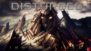 """Disturbed - """"Never Wrong"""" [WITH ON SCREEN LYRICS & IN DESCRIPTION]"""
