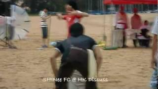 "LeeTaemin Dances to ""Lucifer"" on Dream Team in HK"