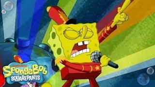 "SpongeBob SquarePants ""Sweet Victory"" Performance 🎤 Band Geeks   Nick"