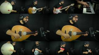 Cheap Thrills - Sia (Oud cover) by Ahmed Alshaiba