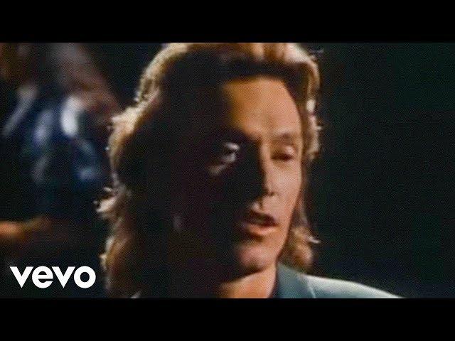 """Vídeo de la canción """"Higher Love"""" de Steve Winwood."""