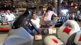 SURPRISE VIDEO - Soldier Surprises Daughter at Bass Pro Shop - Beautiful!
