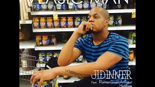 Jidinner - Vlasic Man (Lyric Video) @RufioJones @Stryfed