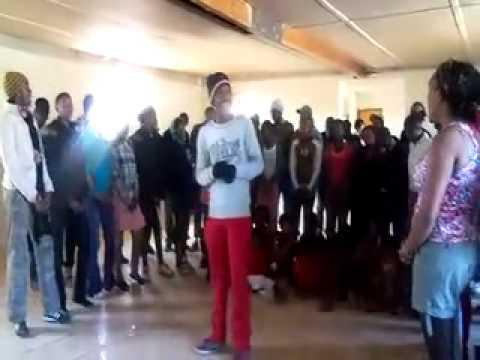 Kliptown Youth Choir