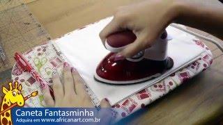 Caneta Fantasminha Westpress - African Artesanato