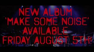 """THE DEAD DAISIES - """"Make Some Noise"""" Teaser"""