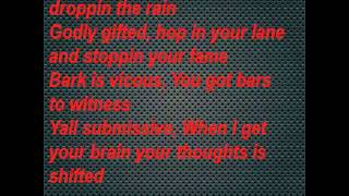 Tech N9ne -He is a mental giant lyrics