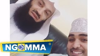 Mufti menk and Ibrahim khan  -When i met my loved one sheikh mufti menk