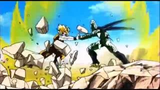 DBZ - Goku vs Cell - AMV - Linkin Park - Crawling