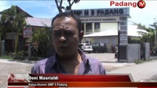 Berita H. Endre Saifoel Bantu Dua Sekolah Di Kota Padang (8 APRIL'13)
