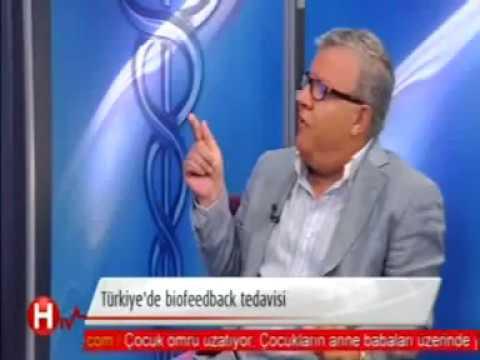 Dr.Tanju Sürmeli, Biofeedback ve Neurofeedback Yöntemi Nedir, HTV