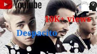 Depacito-lyrics by Justin beiber (Louis fonsi and daddy Yankee)