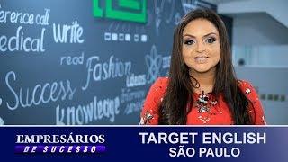 TARGET ENGLISH -  INGLES INSTRUMENTAL, SÃO PAULO, EMPRESÁRIOS DE SUCESSO
