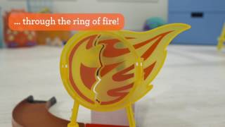 Fisher-Price Nickelodeon Blaze and the Monster Machines Blaze Pit Area